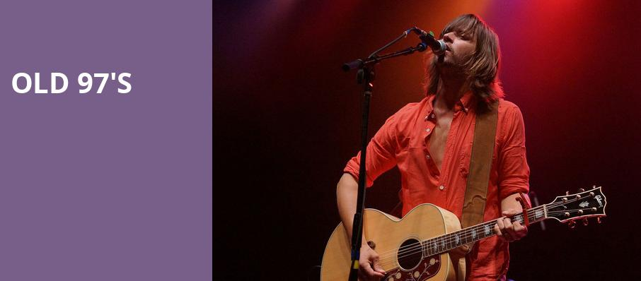 Old 97s, House of Blues, New Orleans