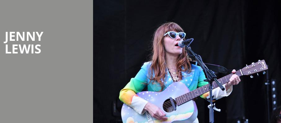 Jenny Lewis, The Civic Theatre, New Orleans
