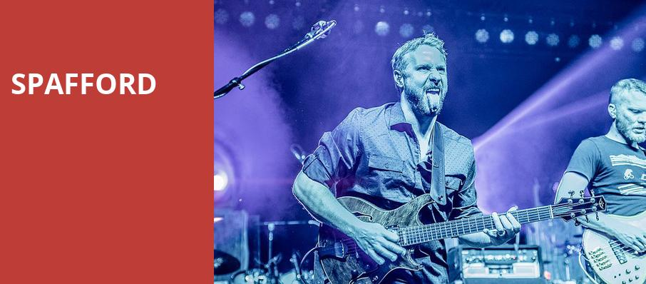 Spafford, House of Blues, New Orleans