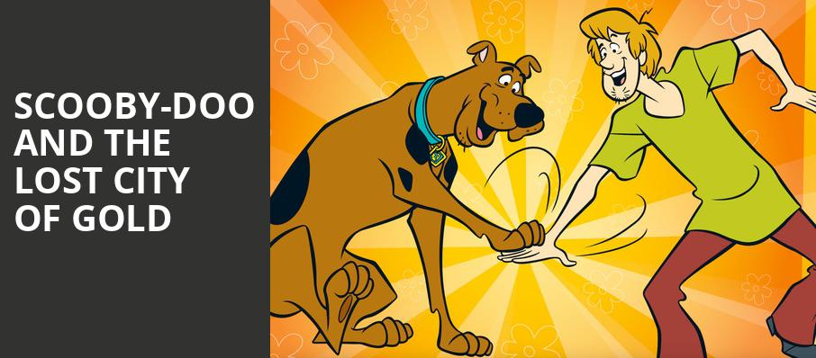 Scooby Doo and the Lost City of Gold, Mahalia Jackson Theatre, New Orleans