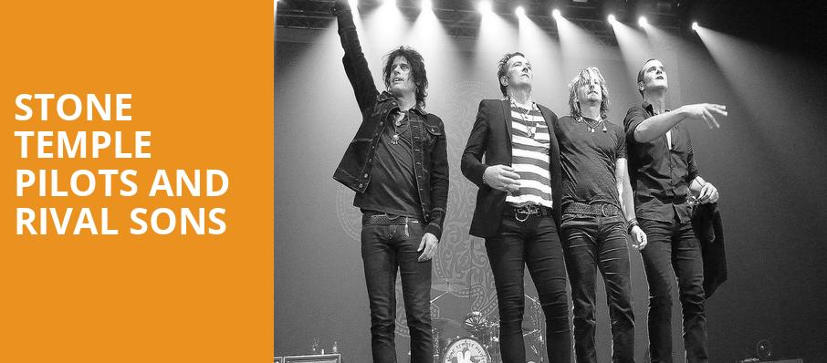 Stone Temple Pilots and Rival Sons, The Fillmore, New Orleans