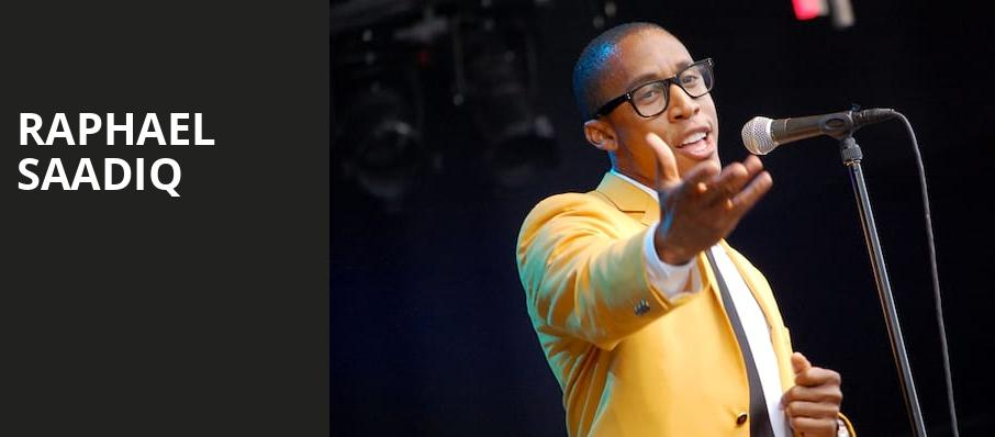 Raphael Saadiq, House of Blues, New Orleans