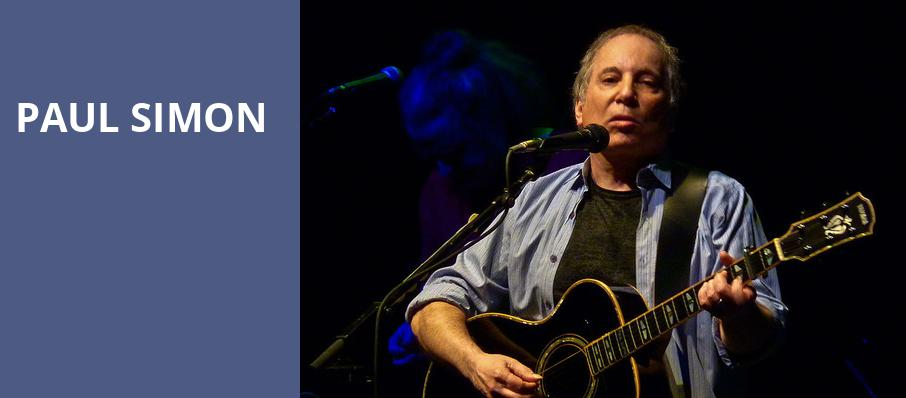 Paul Simon, Smoothie King Center, New Orleans