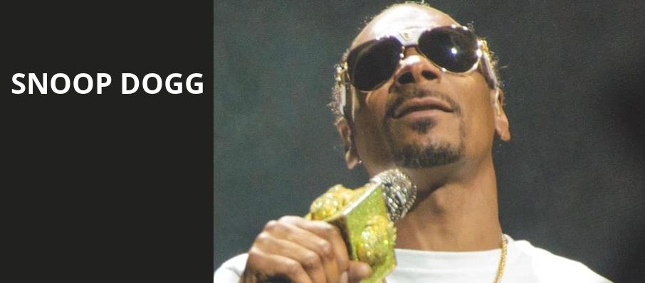 Snoop Dogg, The Fillmore, New Orleans