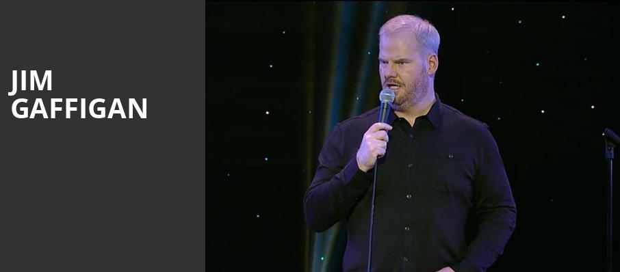 Jim Gaffigan, Saenger Theatre, New Orleans