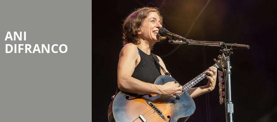 Ani DiFranco, House of Blues, New Orleans