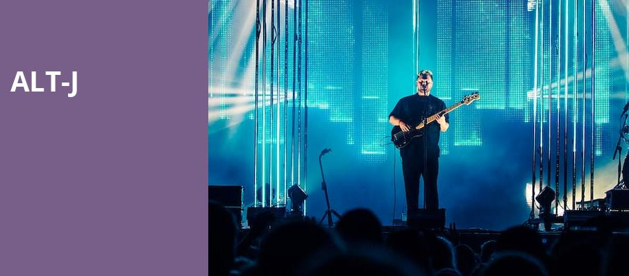 Alt J, Orpheum Theater, New Orleans