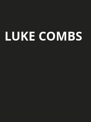 Luke Combs, Smoothie King Center, New Orleans