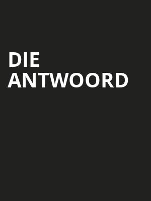 Die Antwoord, The Fillmore, New Orleans
