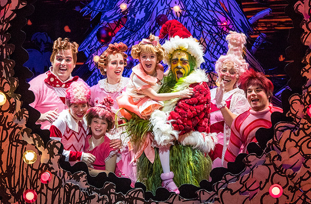 How The Grinch Stole Christmas, Saenger Theatre, New Orleans