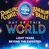 Ringling Bros And Barnum Bailey Circus, Smoothie King Center, New Orleans