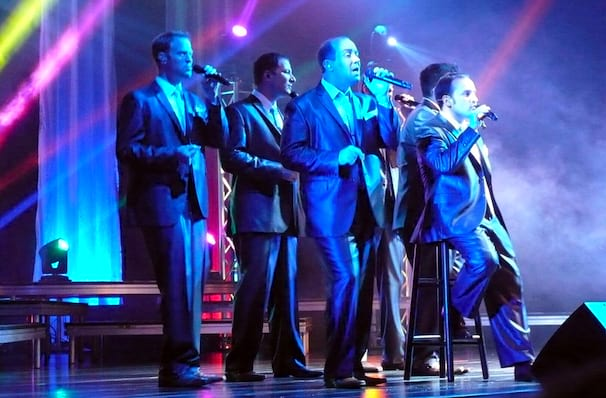 Straight No Chaser, The Civic Theatre, New Orleans
