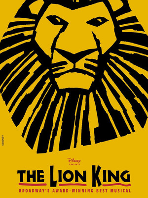 The Lion King, Saenger Theatre, New Orleans
