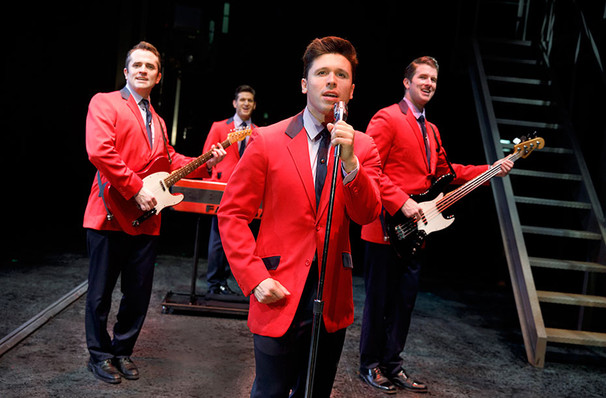 Jersey Boys, Saenger Theatre, New Orleans