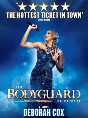 The Bodyguard, Saenger Theatre, New Orleans