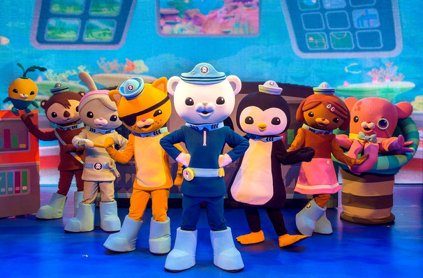 Octonauts Live coming to New Orleans!