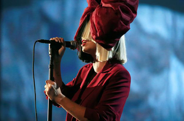 Sia, Smoothie King Center, New Orleans
